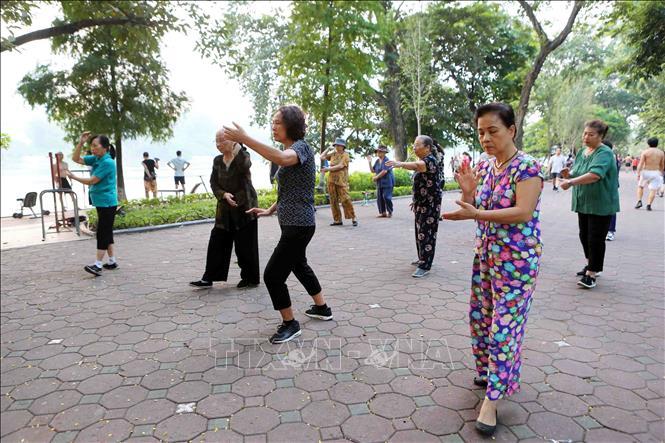 Làm thế nào để người cao tuổi sống vui, sống khỏe, sống có ích? (27/12/2019)