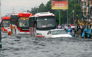 Góc nhìn của phóng viên về Loạt bài Đô thị ngập lụt: Ồ ạt dự án, hạ tầng thoát nước bỏ quên (27/12/2019)