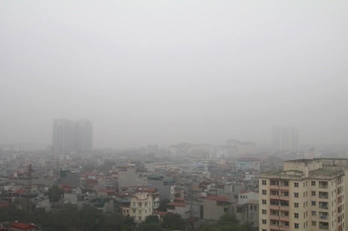 Ô nhiễm không khí tại Hà Nội - Nguyên nhân và giải pháp (22/11/2019)
