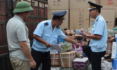 Lạng Sơn căng mình chống buôn lậu dịp cuối năm (23/12/2019)