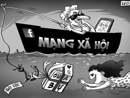 Nâng cao cảnh giác trước các chiêu trò lừa đảo qua mạng xã hội (2/12/2019)