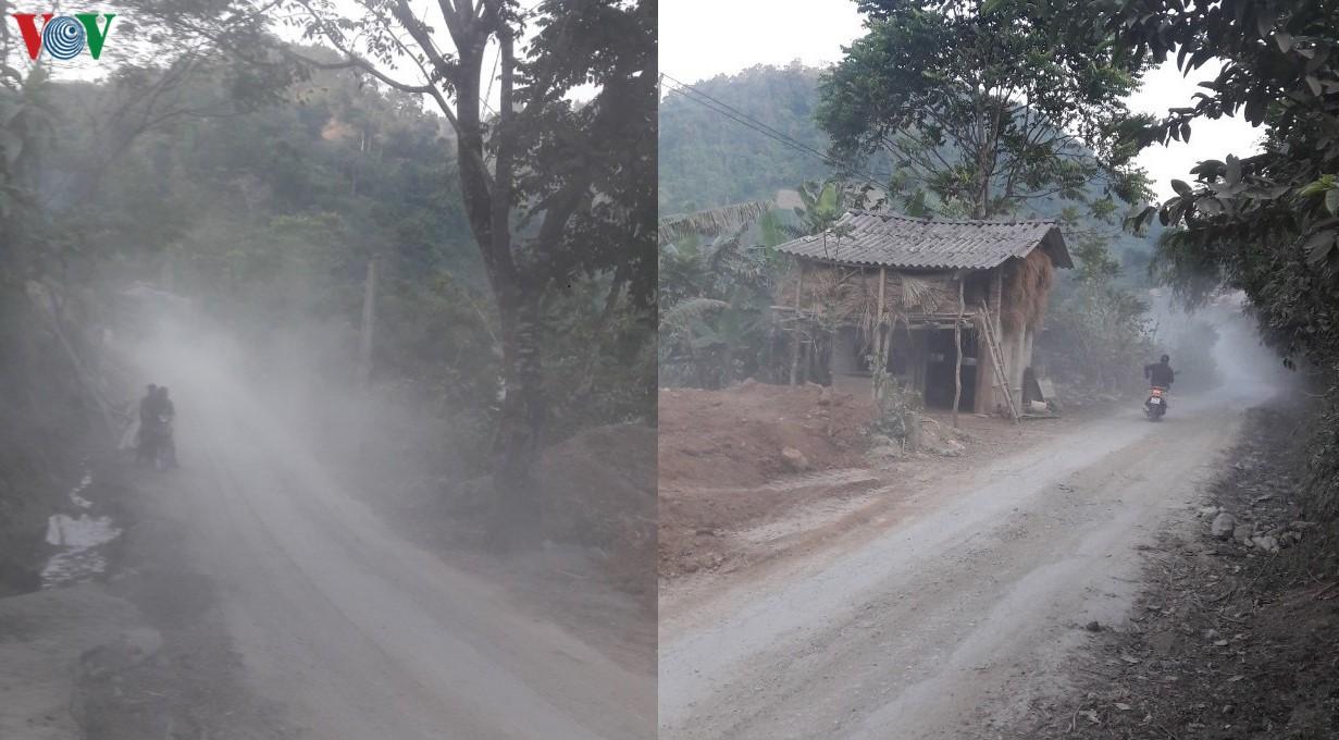 Mỏ đá Thua Phia ở Cao Bằng uy hiếp an toàn sống của người dân (19/12/2019)