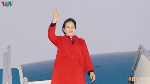 THỜI SỰ 18H CHIỀU 12/12/2019: Chủ tịch Quốc hội Nguyễn Thị Kim Ngân bắt đầu thăm chính thức Cộng hòa Belarus.