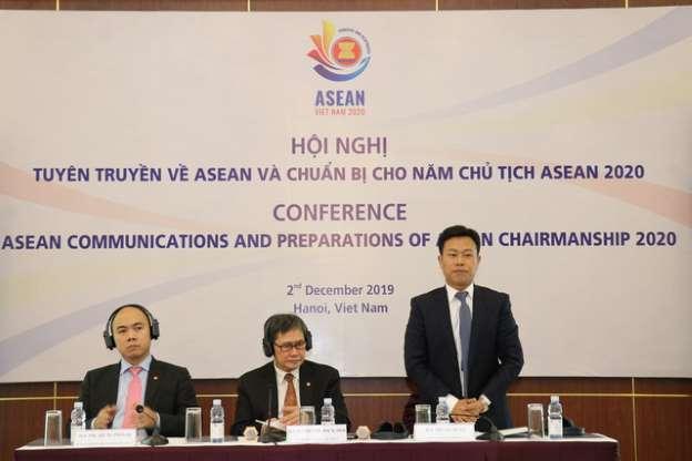 Đẩy nhanh tiến độ chuẩn bị cho năm Chủ tịch ASEAN 2020 (4/12/2019)