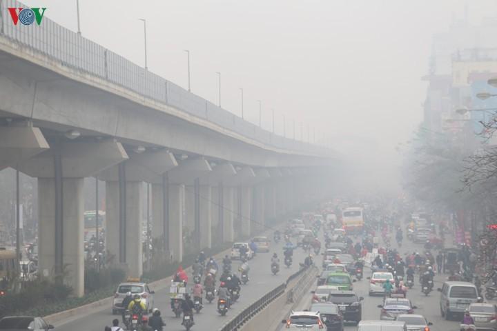 Nỗi khổ ô nhiễm không khí và đỉnh điểm của vô cảm (14/12/2019)