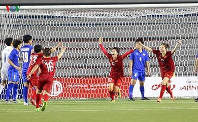 THỜI SỰ 21H30 ĐÊM 8/12/2019: Đội tuyển bóng đá nữ Việt Nam giành chiến thắng trước nữ Thái Lan, bảo vệ thành công ngôi vô địch