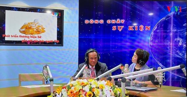 Phát triển thương hiệu Sứ gắn với văn hóa người Việt (12/12/2019)