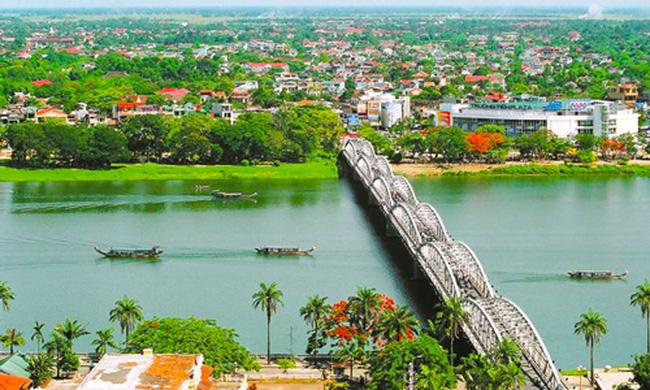 Thừa Thiên Huế: Xây dựng đô thị di sản (24/12/2019)