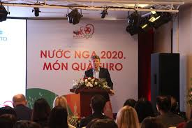 """Nga giới thiệu chương trình """"Nước Nga 2020 – Món quà Euro"""