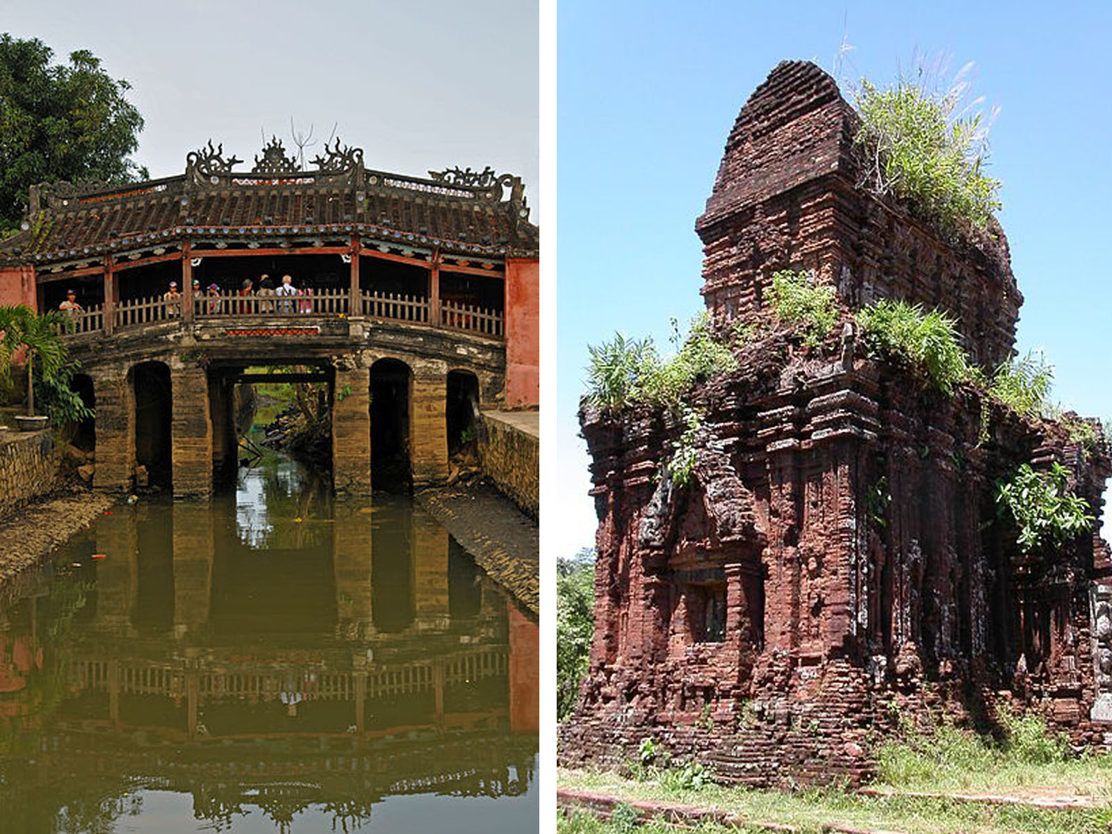 Quảng Nam – nơi nổi tiếng với nhiều danh lam thắng cảnh (13/12/2019)
