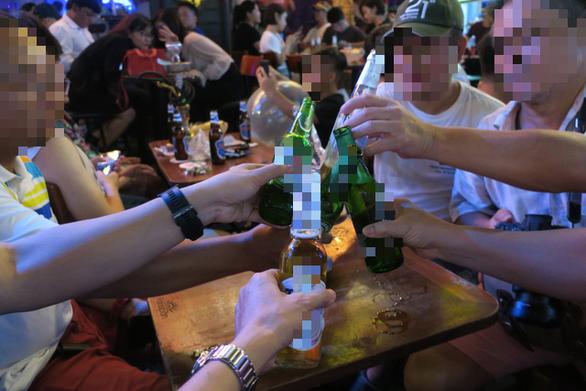 Luật phòng tránh tác hại của rượu bia và câu chuyện áp dụng vào thực tế (23/12/2019)