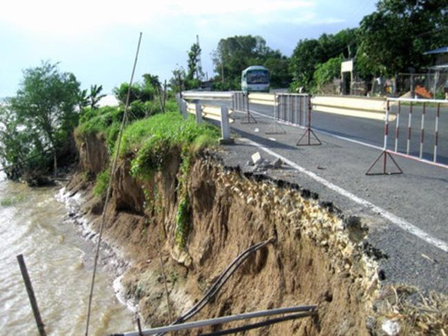 Giải pháp nào cho tình trạng sạt lở ở Đồng bằng Sông Cửu Long (11/12/2019)