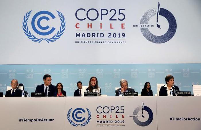 Nhìn lại những nỗ lực chống biến đổi khí hậu nhân Hội nghị COP 25 của Liên hợp quốc (3/12/2019)
