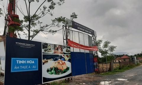 Phú Thọ cương quyết thu hồi các dự án chậm triển khai, các dự án treo (11/12/2019)