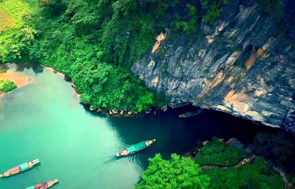Khám phá vườn Quốc gia  Phong Nha – Kẻ Bàng: Một điểm đến thú vị và hấp dẫn (27/12/2019)