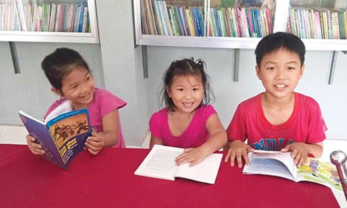 Làm thế nào để khơi dậy niềm đam mê đọc sách ở trẻ nhỏ? (5/12/2019)