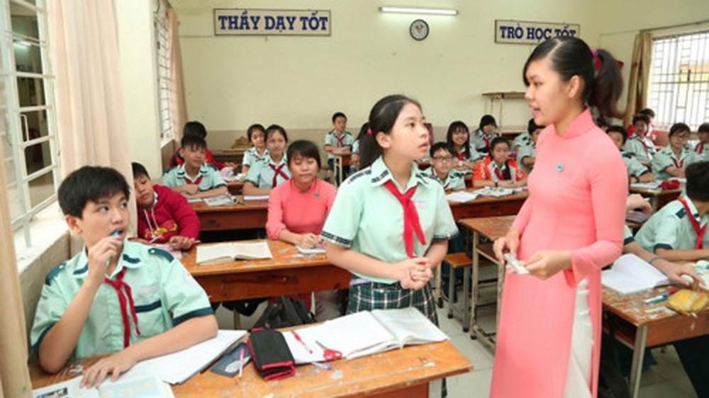 Những giáo viên tiêu biểu có nhiều đổi mới, sáng tạo trong dạy học (17/12/2019)