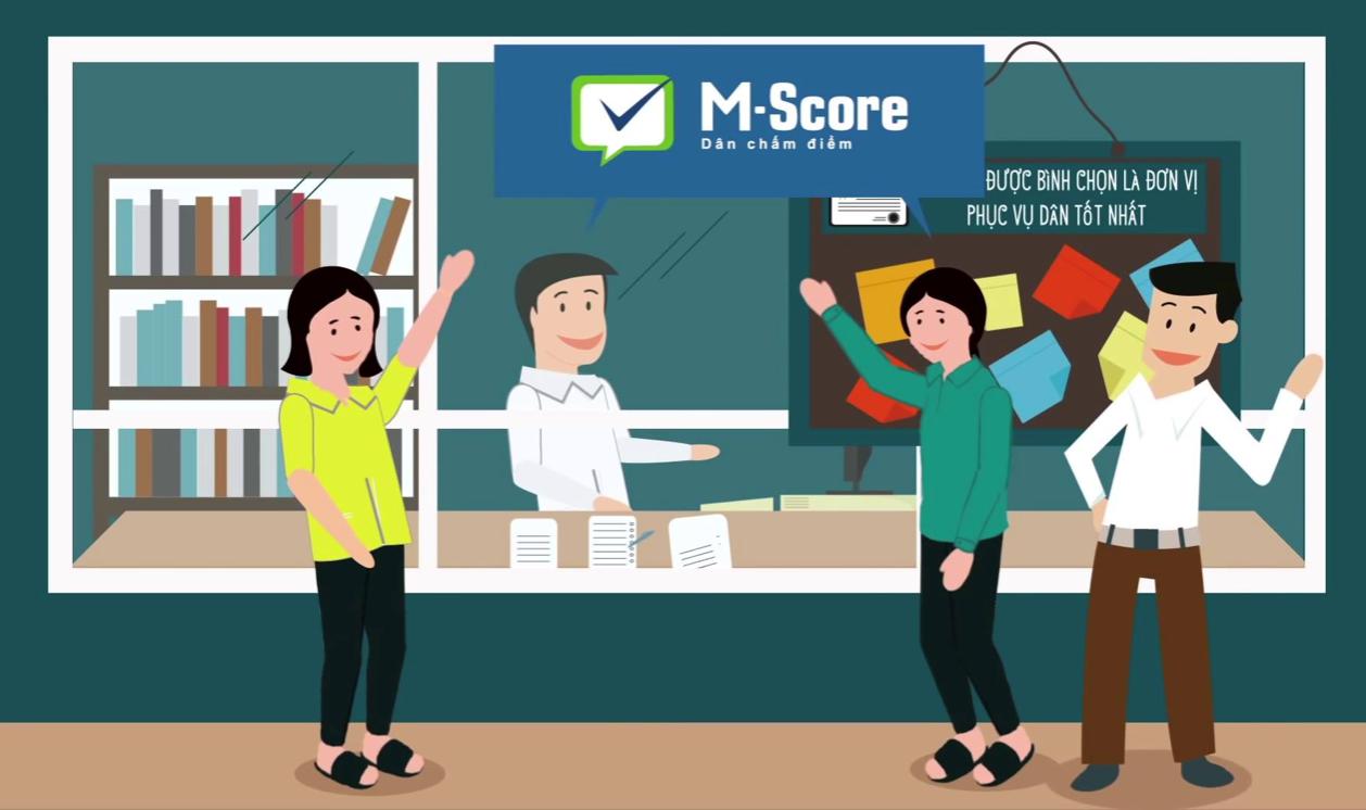 Dân chấm điểm Mscore trong lĩnh vực hành chính công và y tế: cải thiện chất lượng phục vụ từ tiếp thu sự phản hồi của người dân (12/12/2019)