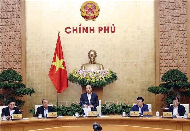 THỜI SỰ 12H TRƯA 2/12/2019: Tại phiên họp Chính phủ thường kỳ tháng 11, Thủ tướng Nguyễn Xuân Phúc lưu ý các bộ, ngành, địa phương cần rà soát tồn tại, bất cập mà Quốc hội nêu ra.