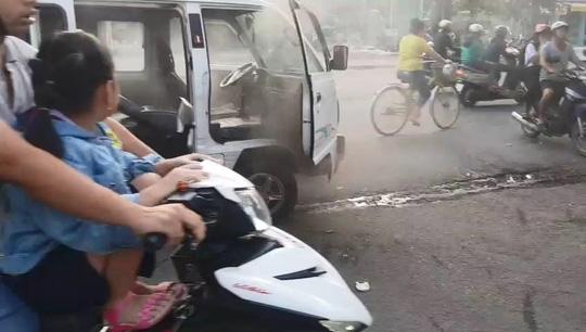 Mất an toàn xe đưa đón học sinh: Báo động đỏ trong cộng đồng (5/12/2019)