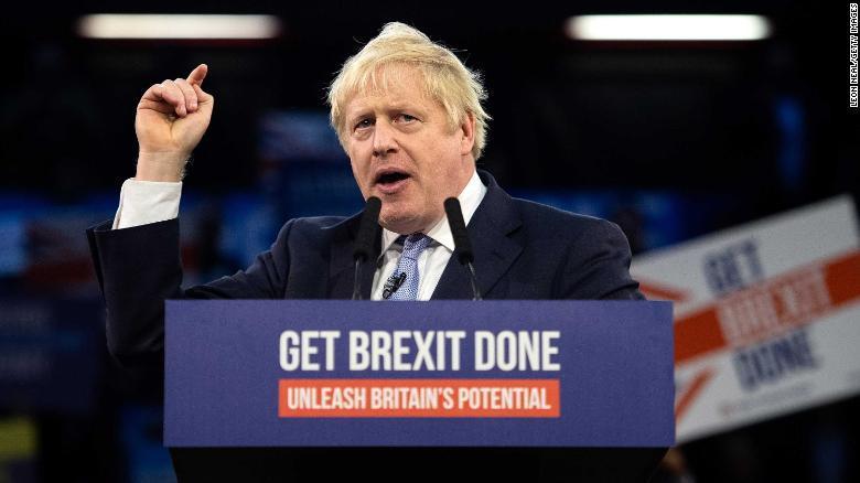 Tổng tuyển cử Anh và ngã rẽ mới cho Brexit (13/12/2019)