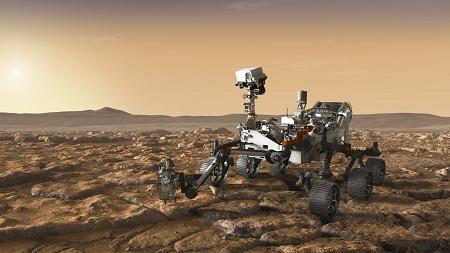 NASA ra mắt xe tự hành chuẩn bị đưa con người lên sao Hỏa (30/12/2019)