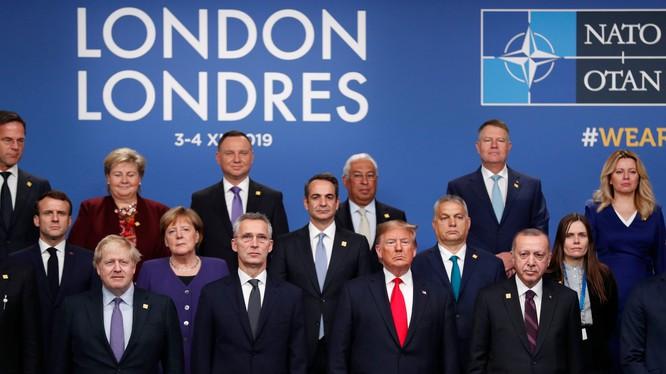 Thách thức mới đang chờ đợi một NATO chia rẽ (8/12/2019)