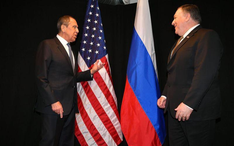 Chuyến thăm Mỹ của Ngoại trưởng Nga (11/12/2019)