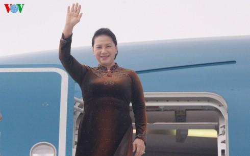 THỜI SỰ 6H SÁNG 8/12/2019: Chủ tịch Quốc hội Nguyễn Thị Kim Ngân lên đường thăm chính thức Liên bang Nga.