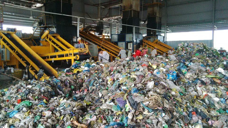 Ứng dụng công nghệ xử lý rác thải nhựa (12/12/2019)