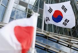 Nhật Bản – Hàn Quốc