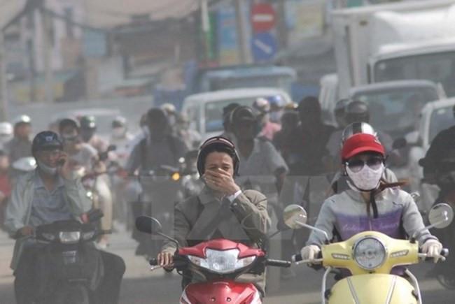 Ô nhiễm không khí, bụi mịn gây nguy hại cho hệ hô hấp như thế nào? (21/12/2019)