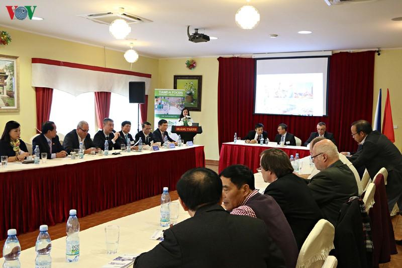 Kỳ vọng bứt phá trong quan hệ thương mại đầu tư Việt Nam - Séc (2/12/2019)