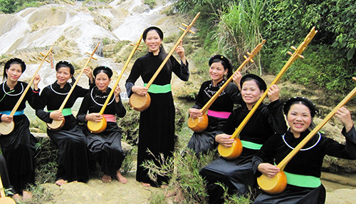 Di sản văn hóa phi vật thể thứ 13 của Việt Nam: Độc đáo hát Then (13/12/2019)