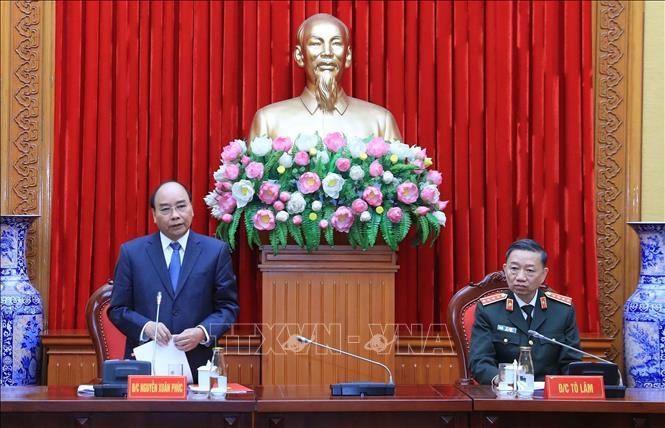 THỜI SỰ 12H TRƯA 19/12/2019: Thủ tướng Nguyễn Xuân Phúc dự Hội nghị Đảng uỷ Công an Trung ương.