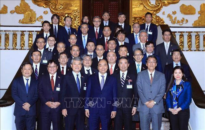 THỜI SỰ 21H30 ĐÊM 12/12/2019: Thủ tướng Nguyễn Xuân Phúc tiếp Đoàn Uỷ ban Kinh tế Nhật - Việt của Liên đoàn các Tổ chức kinh tế Nhật Bản.
