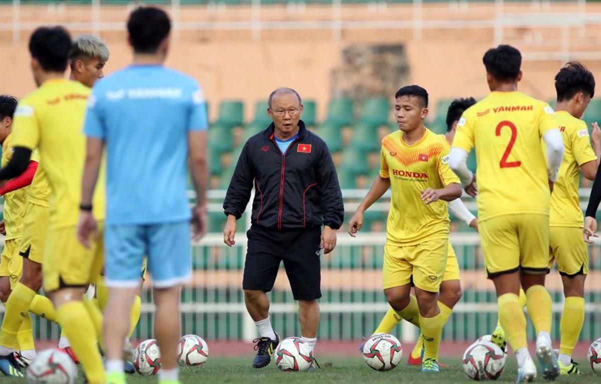 THỜI SỰ 21H30 ĐÊM 29/12/2019: Huấn luyện viên Park Hang Seo chốt danh sách 25 cầu thủ sang Thái Lan dự vòng chung kết U23 Châu Á.