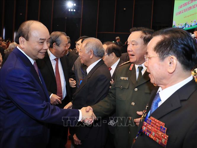 THỜI SỰ 12H TRƯA 8/12/2019: Thủ tướng Nguyễn Xuân Phúc dự Lễ kỷ niệm 65 năm Trường Học sinh miền Nam trên đất Bắc.