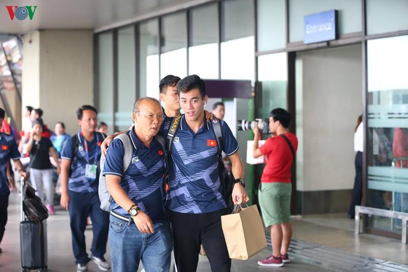 Chia sẻ của phóng viên Đài TNVN về Đại hội thể thao Đông Nam Á tại Philippines vừa qua (13/12/2019)