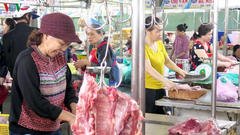 Đà Nẵng: Không để khan hiếm thịt lợn trong dịp Tết (30/12/2019)