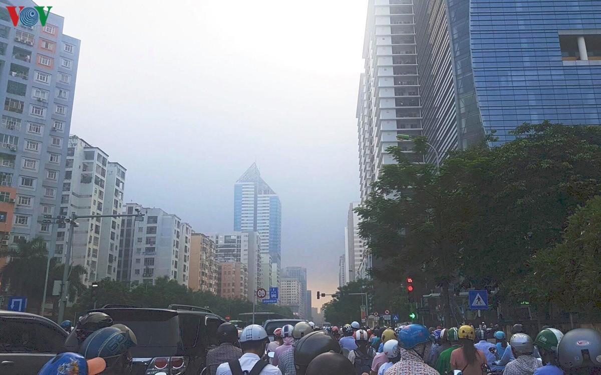 Vì sao không khí ở Hà Nội ô nhiễm, làm thế nào để phòng tránh ô nhiễm không khí cho sức khỏe người dân (18/12/2019)