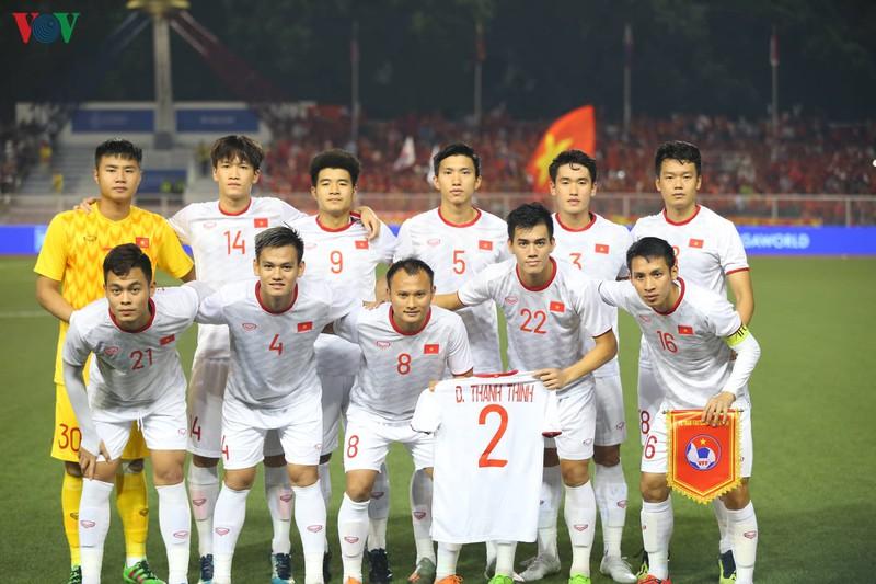 THỜI SỰ 18H CHIỀU 10/12/2019: Giấc mơ vàng của bóng đá nam tại Seagame 30 có trở thành hiện thực hay không? Chúng ta hãy chờ đón trận chung kết giữa  U22 Việt nam và U22 Indonesia.