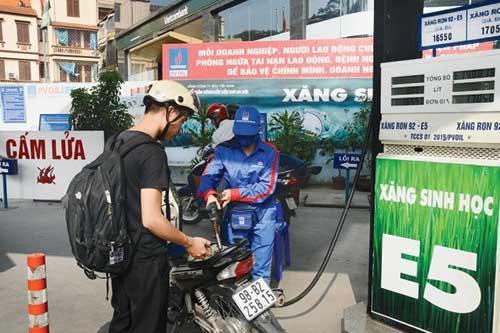Thuế tiêu thụ đặc biệt cho xăng E5 gỡ khó cho các doanh nghiệp (26/11/2019)