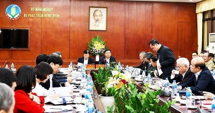 Phó Thủ tướng Trịnh Đình Dũng chủ trì Hội nghị