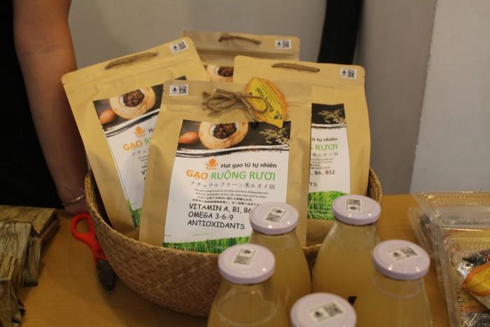 Dự án sản phẩm gạo Ruộng Rươi (24/2/2019)