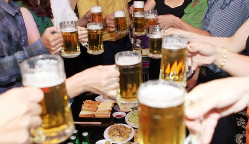"""Nỗi đau mang tên """"rượu bia ngày Tết"""" (11/2/2019)"""