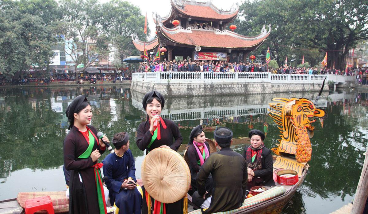 Khám phá vẻ đẹp và phong tục đón tết tại Bắc Ninh, Hòa Bình, Gia Lai và Đắk Lắk (7/2/2019)
