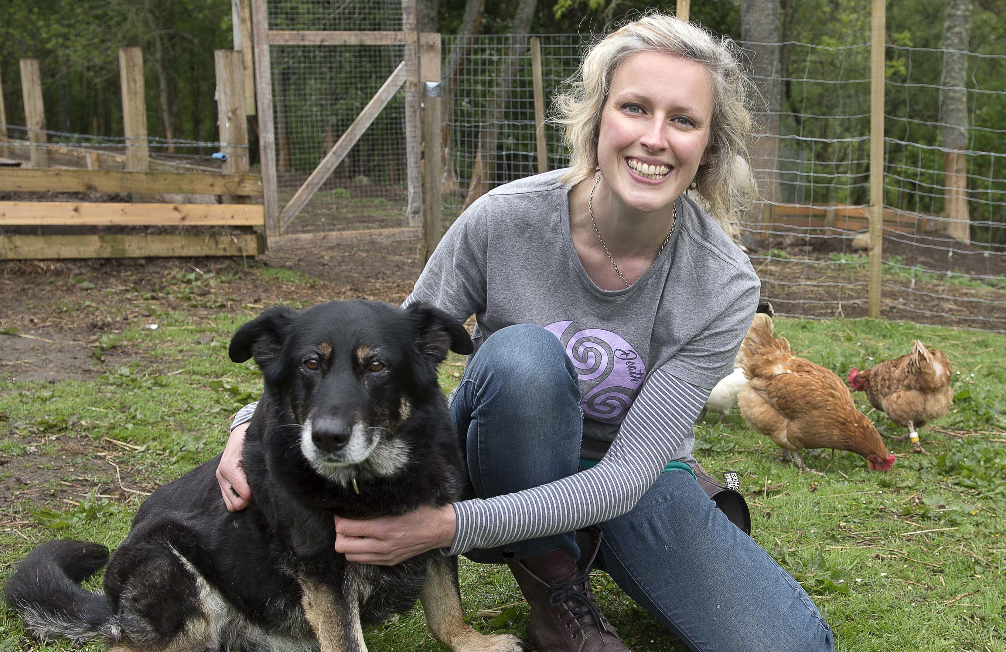 """""""Ngôi nhà bình yên"""" cho các động vật mắc bệnh hiểm nghèo đầy tính nhân văn ở Scotland (20/2/2019)"""
