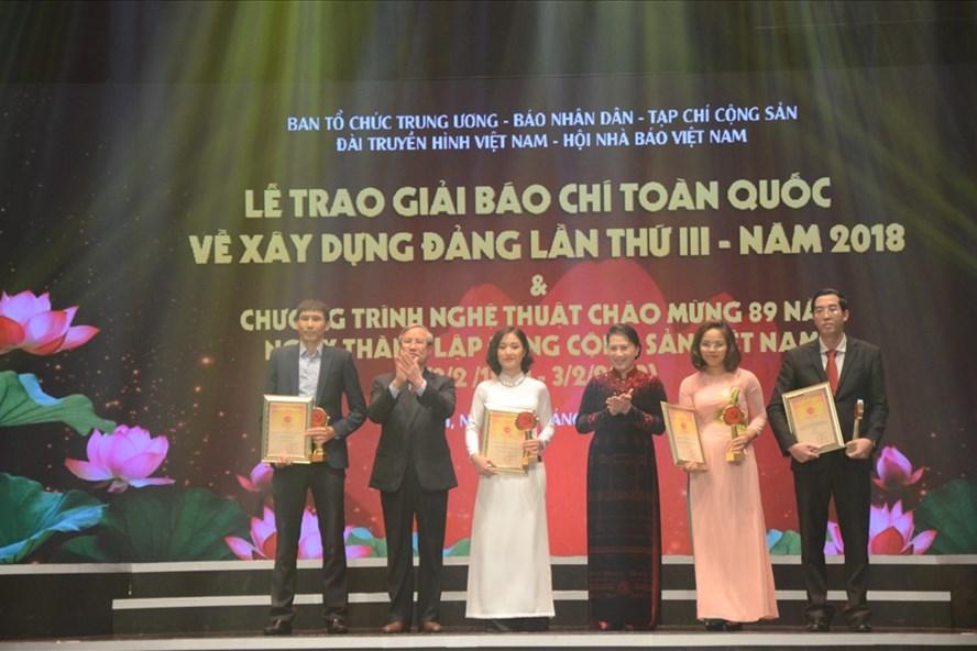 Điểm lại những sự kiện nổi bật và thành tích của Đài Tiếng nói Việt Nam và Ban Thời sự trong năm 2018 (7/2/2019)