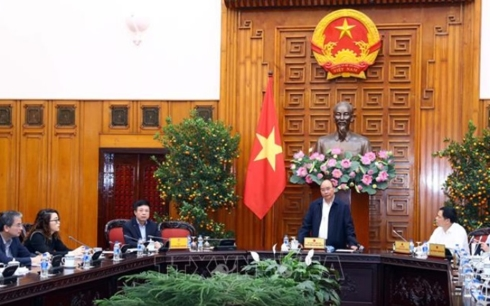 Thủ tướng Nguyễn Xuân Phúc: Cần giải pháp giúp người dân có giá lúa cao hơn, được mùa nhưng không mất giá (Thời sự chiều 19/2/2019)